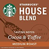 Starbucks Medium Roast Ground Coffee — House