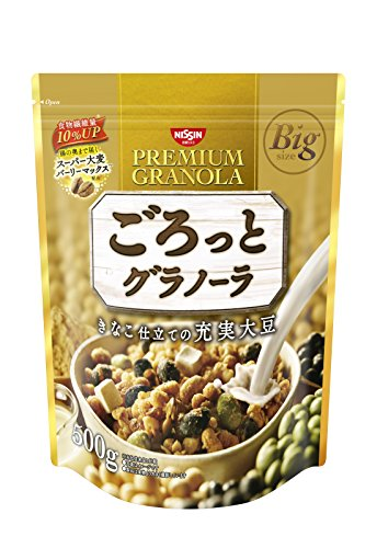 nisshin-cisco-gorotto-granola-enhance-soybean-500g