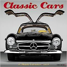 Classic Cars Calendar Willow Creek Press