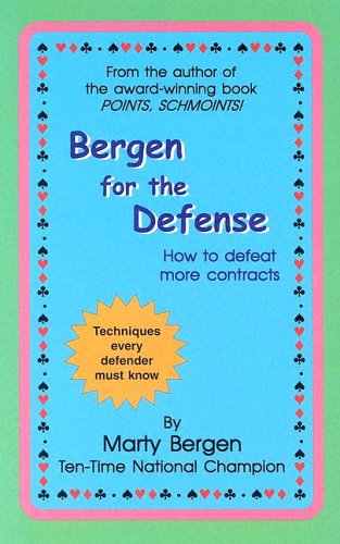 Bergen for the Defense by Brand: Bergen Books