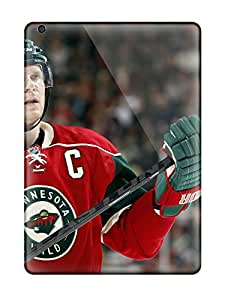minnesota wild hockey nhl (30) NHL Sports & Colleges fashionable iPad Air cases