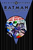 Batman - The Dark Knight Archives, Various, 1401237444