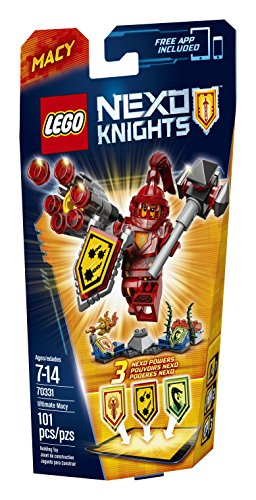 LEGO NexoKnights ULTIMATE Macy - 2 W Macys