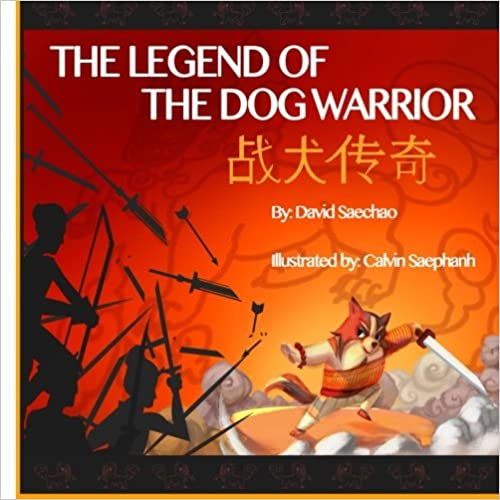 Book The Legend of the Dog Warrior