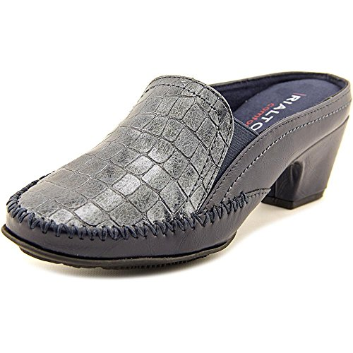 Synthetic Blue Women Vette Navy Mules Rialto 8zqXw