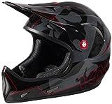 Kali Protectives 2014 Avatar Mountain Bike Downhill/BMX Helmet (Team Red - XL)