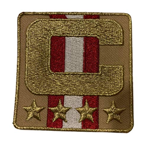 49ers patches sew on - 9