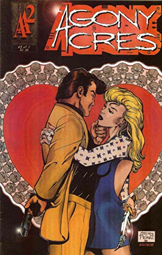 Agony Acres #3 FN ; AA2 comic book