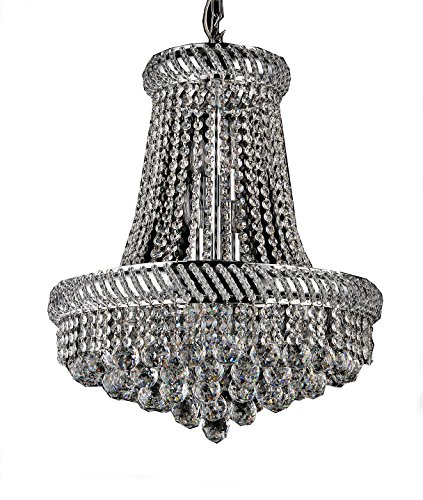Whse of Tiffany RL8096A Chelsea 8-Light Crystal 16