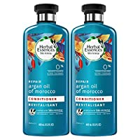 Herbal Essences Bio:renew Argan Oil of Morocco Conditioner, 13.5 Fluid Ounces Paraben Free (Pack of 2)