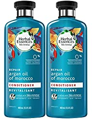 Herbal Essences Bio:renew Argan Oil of Morocco Conditioner, 13.5 Fluid Ounces (Pack of 2)