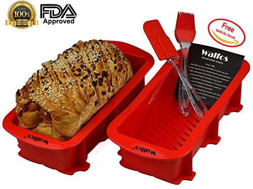 Walfos Nonstick Silicone Loaf Homemade product image