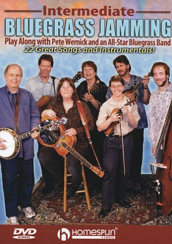 Intermediate Bluegrass Jam - Intermediate Bluegrass Jam Session [DVD] [Region 1] [US Import] [NTSC]