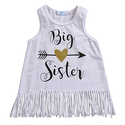 infant and big sister matching dresses - 7