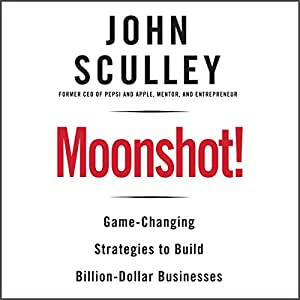 Moonshot! Audiobook