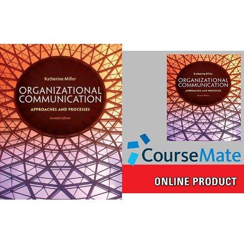 Organizational Communication:App.+Proc.