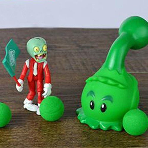 Toyswill PVZ Cauliflower Shooter Plastic Toys - Import It All