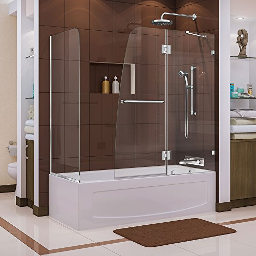 Aqualux Shower Door - 3
