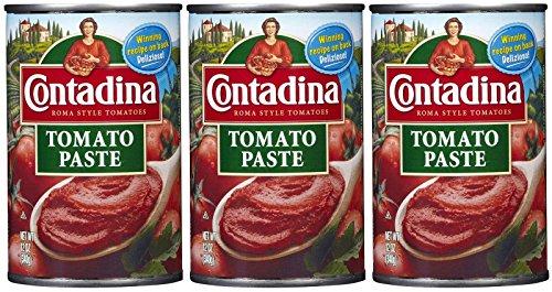 Contadina Tomato Paste - 12 oz - 3 - Tomato Paste Contadina