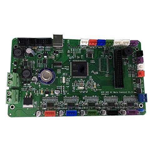 Zamtac A5S/A3D 3D Printer Parts and Accessories Mother Board Main Controller Board with Self-Developed Firmware by GIMAX (Image #1)