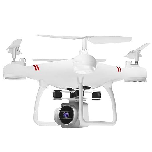 GEZICHTA Gizichta Drone RC - Cuadricóptero Plegable de Flujo ...