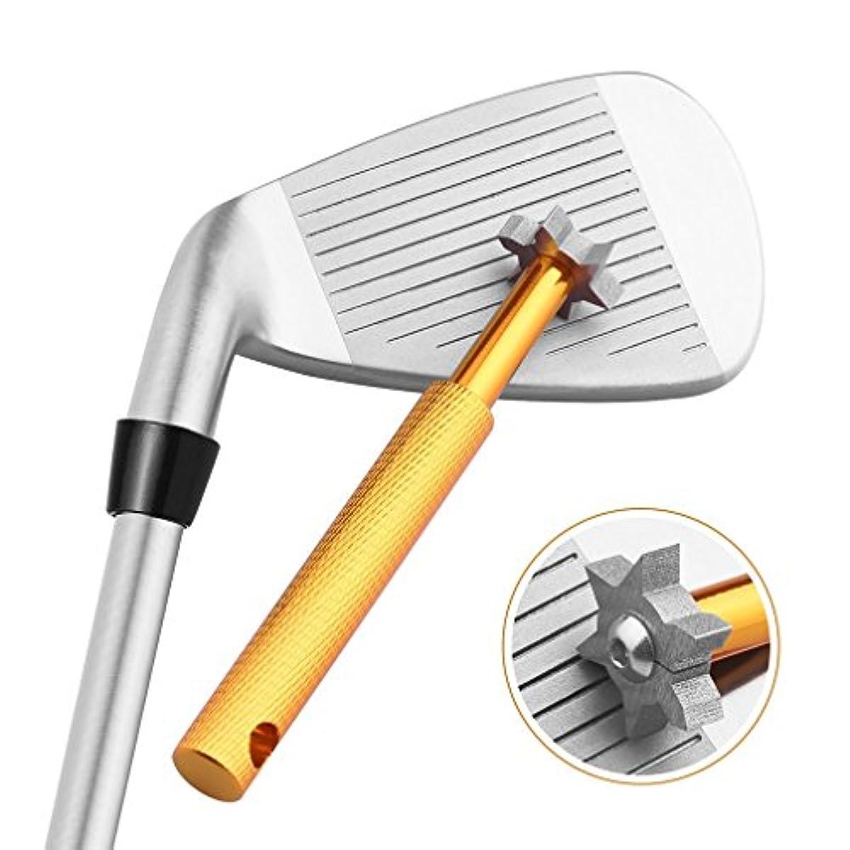 [해외] VANCLE 골프 악세사리 골프 클럽 glue 샤프나 웨지(wedge) 클리너 골프 아이언구 깎아 샤프 커터 툴