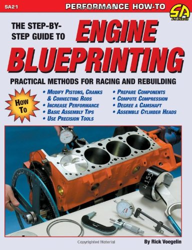 Step-By-Step Guide to Engine Blueprinting (Practical Methods for Racing and Rebuilding)