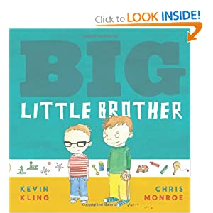 Big Little Brother Kevin Kling and Chris Monroe