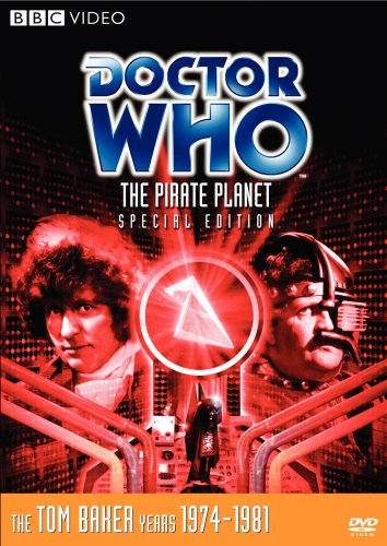 Doctor Who: The Pirate Planet (Story 99, The Key to Time Series Part 2) (Special Edition) (Doctor Who Region 2 Dvd)