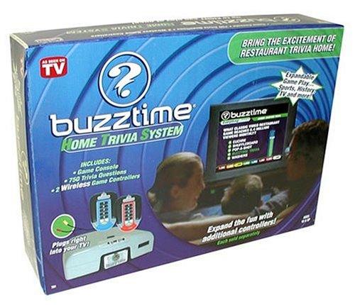 NTN Buzztime Home Trivia System
