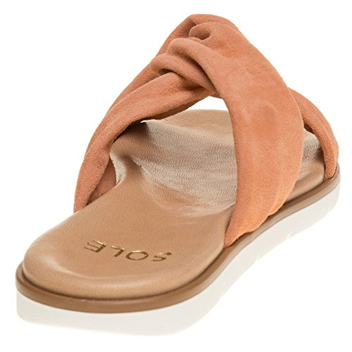 Rose Femme Gracia Sole Sandales Rose ZwIqzWY6