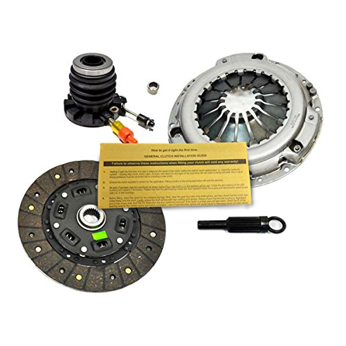 EFT PREMIUM HD CLUTCH KIT w/SLAVE 95-11 FOR FORD RANGER PICKUP TRUCK 2.3L 2.5L 3.0L