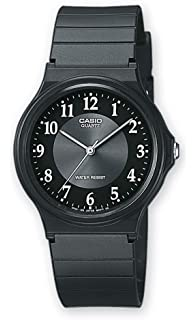 be713d9e7598 Casio Reloj Analógico para Hombre de Cuarzo con Correa en Resina MQ ...