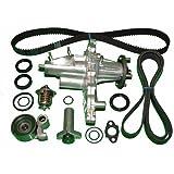 Amazoncom Timing Belt Kit Acura TL TypeS V - 2004 acura tl timing belt