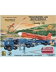 Revell Revell 1/32 Teracruzer with Missile Plastic Model Kit
