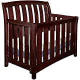 Brookline 4-in-1 Convertible Crib Collection - Chocolate Mist