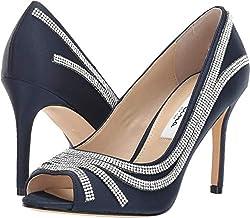 Women's Rhinestone Studded High Heels Shoes