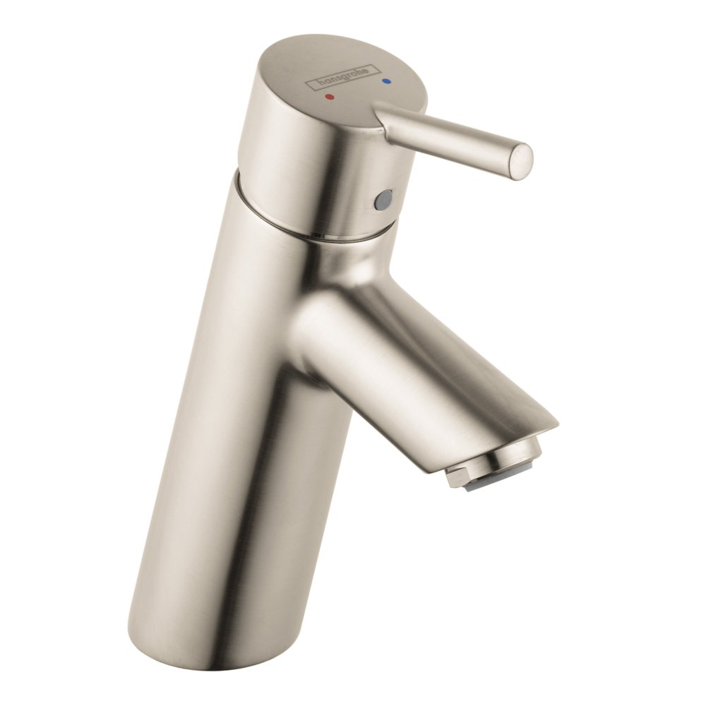 Hansgrohe 32040821 Talis S Single-Hole Lavatory Faucet, Brushed ...
