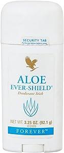 Forever Living Aloe Ever Shield Deodorant No Stain Deodorant (3.25 oz)