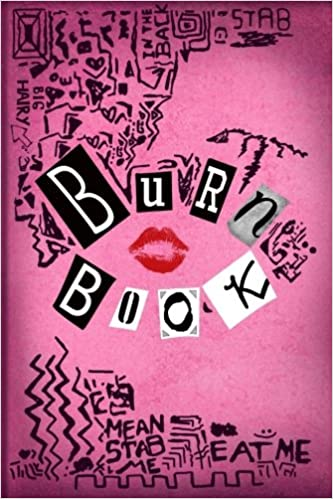 burn book letters print out wwwpixsharkcom images