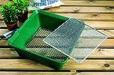 Tierra Garden GP104 2-in-1 Galvanized Woven Wire