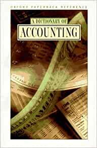 oxford dictionary of accounting pdf