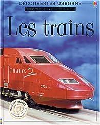 Les Trains par Jonathan Sheikh-Miller