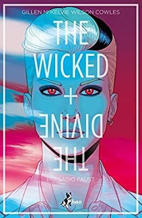 Amazon.com.br eBooks Kindle: The Wicked + The Divine 1