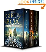 The Girl in the Box Series, Books 1-3