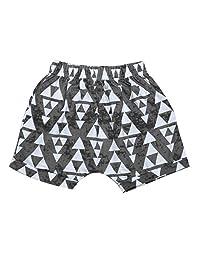 Chinatera Summer Baby Boys Girls Boys Printed Shorts Bloomers Hot Pants Daytime Leisure Unisex Bottoms