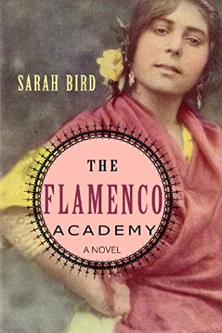book cover of The Flamenco Academy