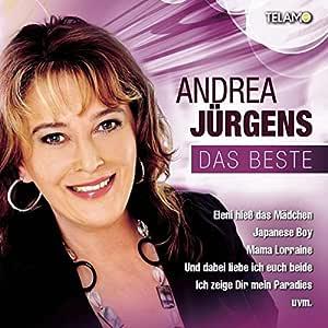 Andrea Jürgens Homepage