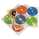 Case CD Caselogic 25 Pack 8 CD's Per Page