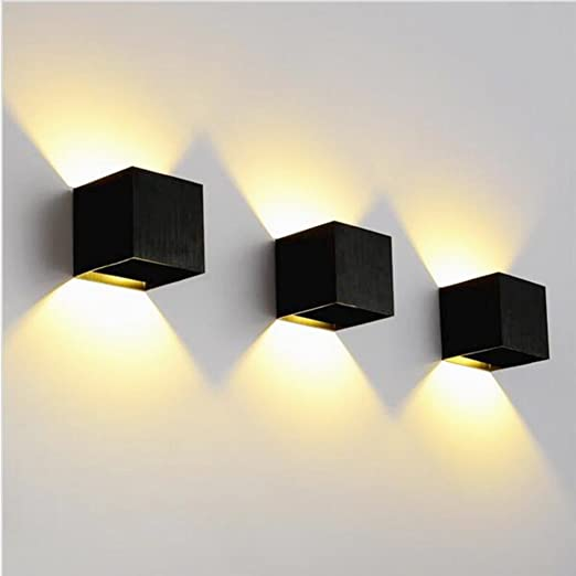 8 opinioni per K-Bright lampada da parete a LED,12W 3200K Bianco Caldo Applique da
